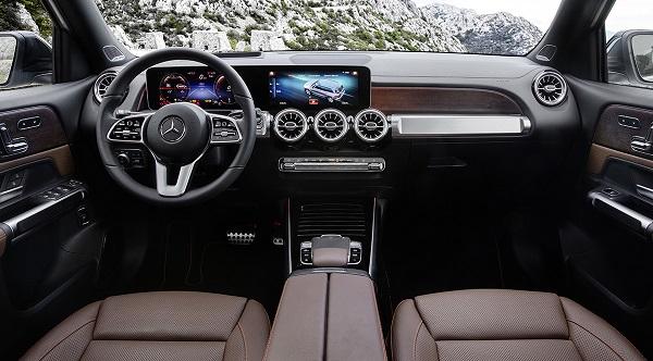 Mercedes Benz GLB 250 Progressive