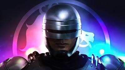 Free wallpaper Robocop Mortal Kombat 11