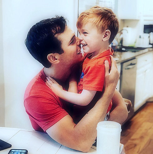 "A 3-year-old son of country star Granger Smith dies after a ""tragic accident."""