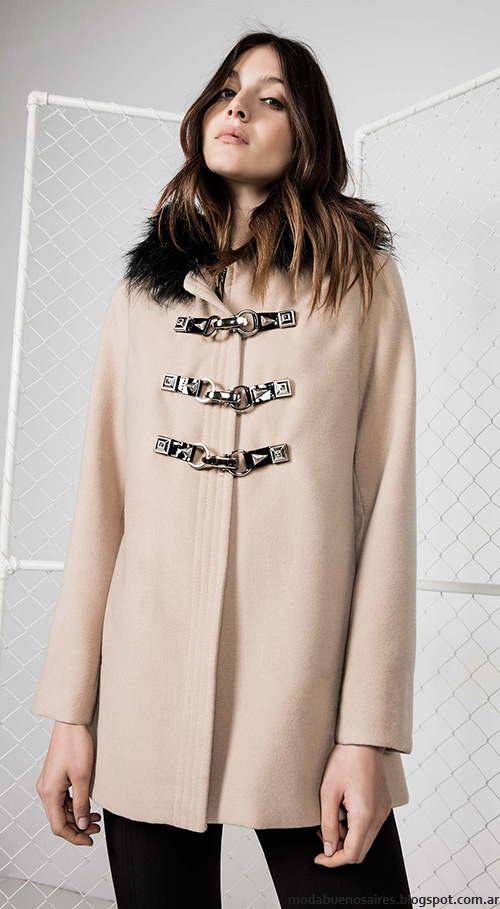 Tapados invierno 2016 ropa de moda Square. Moda invierno 2016.
