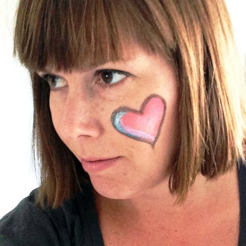 Face Painting Simple