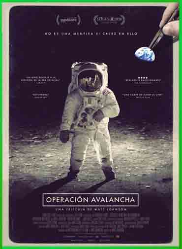 Operación Avalancha (2016) | DVDRip Latino HD GDrive 1 Link