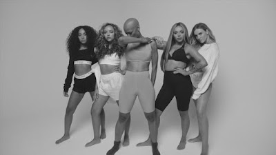 Little Mix - Strip (feat. Sharaya J) [Official Video] Cover
