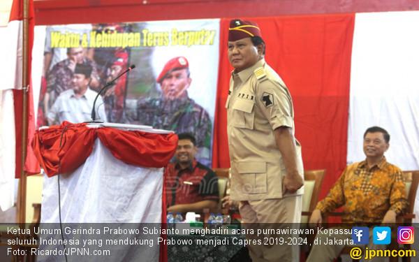 Prabowo Tak Masalah dengan AHY, tapi PKS dan PAN Bagaimana?
