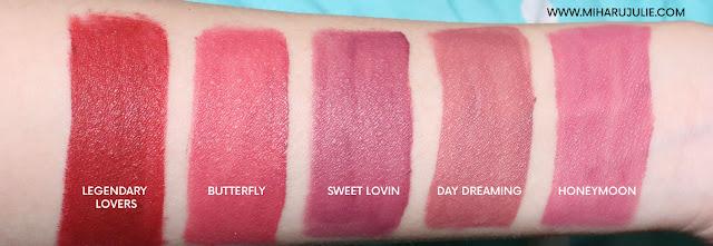 Rekomendasi Lip Cream Matte Lokal