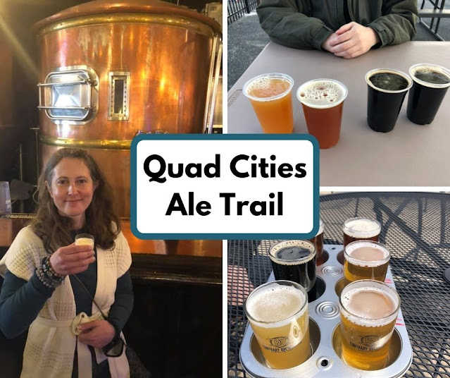 Local Craft Brewery Adventure Following the Quad Cities Ale Trail