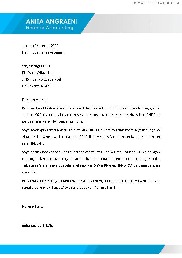 Kop Surat Lamaran Kerja 23