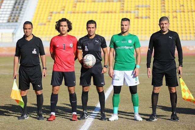 المصري يطمئن على جميع لاعبيه ويفوز على سبورتنج السكندري وديًا بأربعة أهداف مقابل هدف