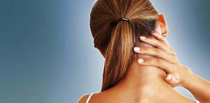 Cómo evitar los dolorse de cuello