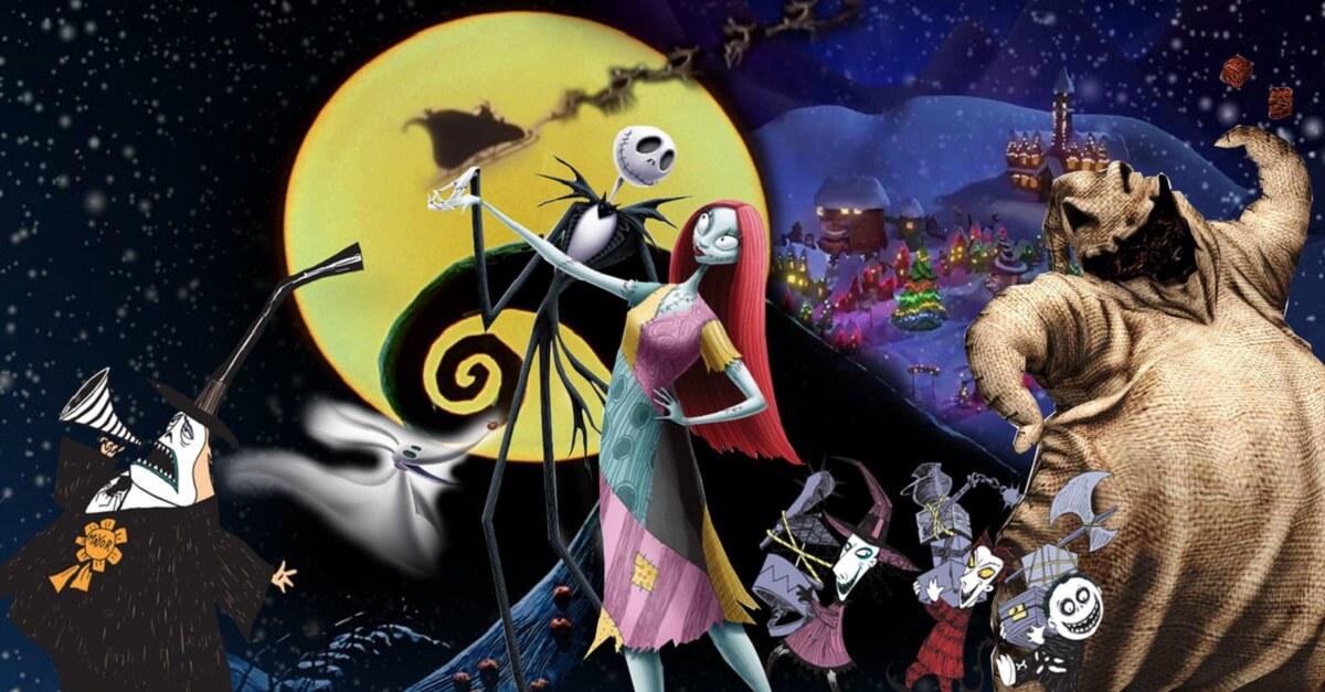 """Disney comemora aniversário de """"O Estranho Mundo de Jack"""" - Os Cinéfilos"""