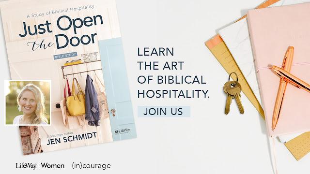 just open the door (week 6: the uncomfortable yes)