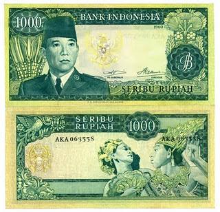 Rupiah 1000 3
