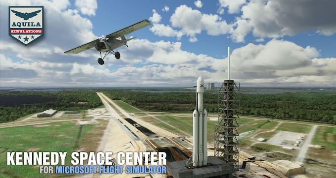 Update! MSFS2020 - NASA Kennedy Space Center - V.1.1.5