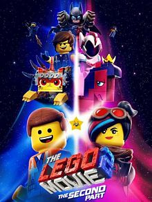 Sinopsis pemain genre Film The Lego Movie 2 The Second Part (2019)