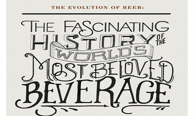 The Evolution of Beer