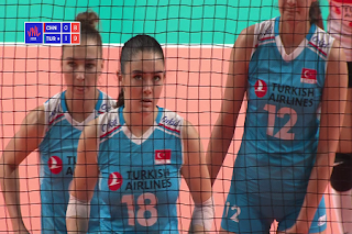 FIVB Volleyball Nations League Eutelsat 7A/7B Biss Key 3 July 2019