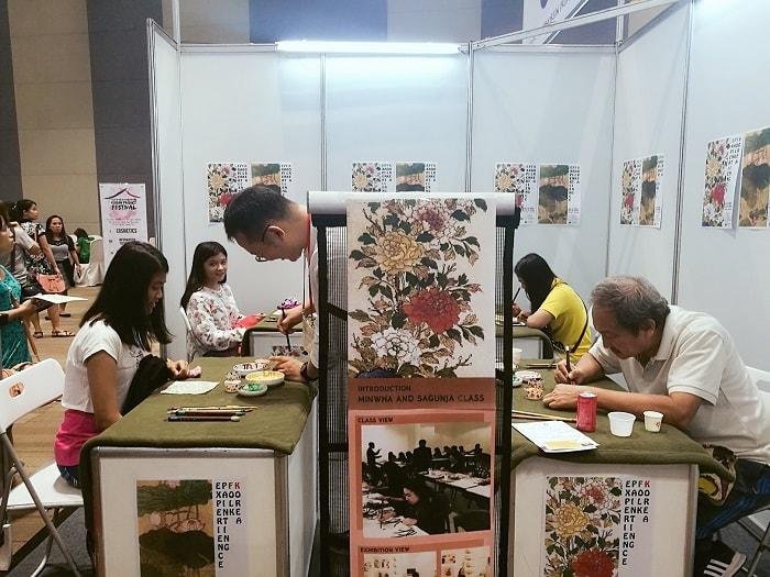 Korean Products Festival 2017 at SM Aura