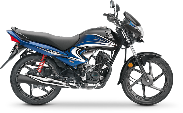 bs4 2017 Honda Dream Yuga