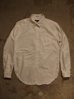 "Engineered Garments ""19th Century BD Shirt"" Fall/Winter 2015"