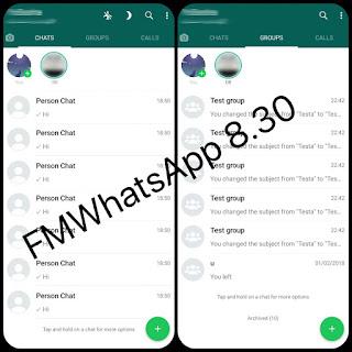 Fouad WhatsApp v8.30