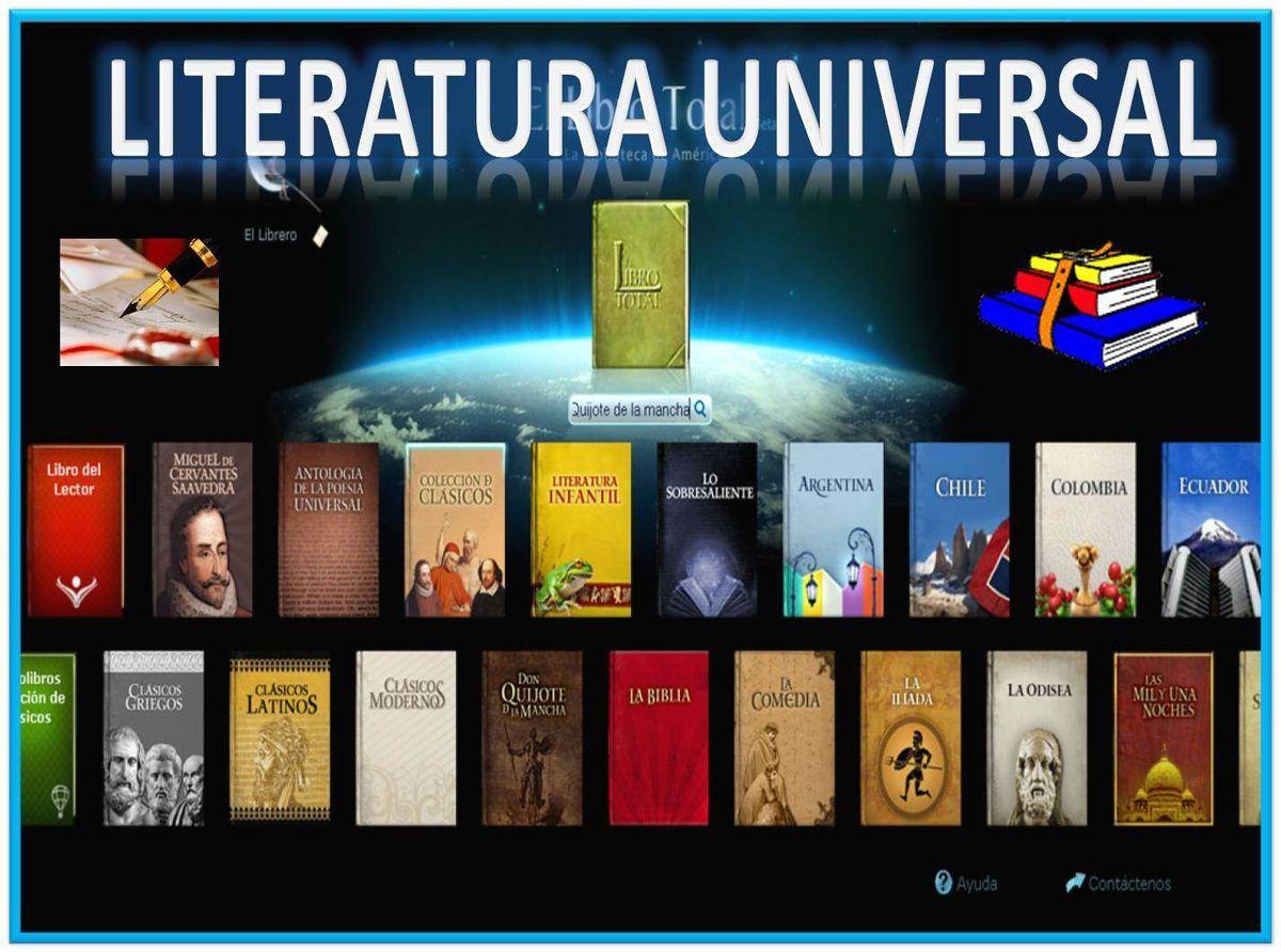 Musica Y Cine Obras Clasicas De La Literatura Universal 18