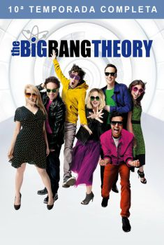 The Big Bang Theory 10ª Temporada Torrent – BluRay 720p Dual Áudio