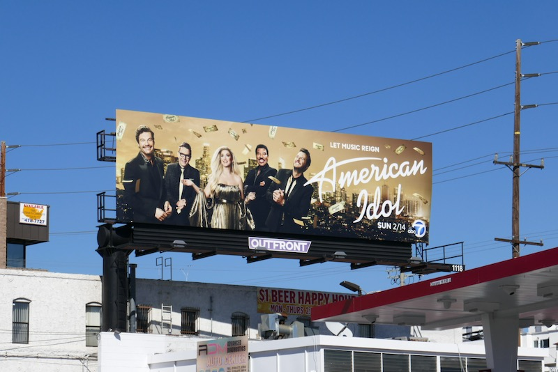 American Idol season 19 billboard