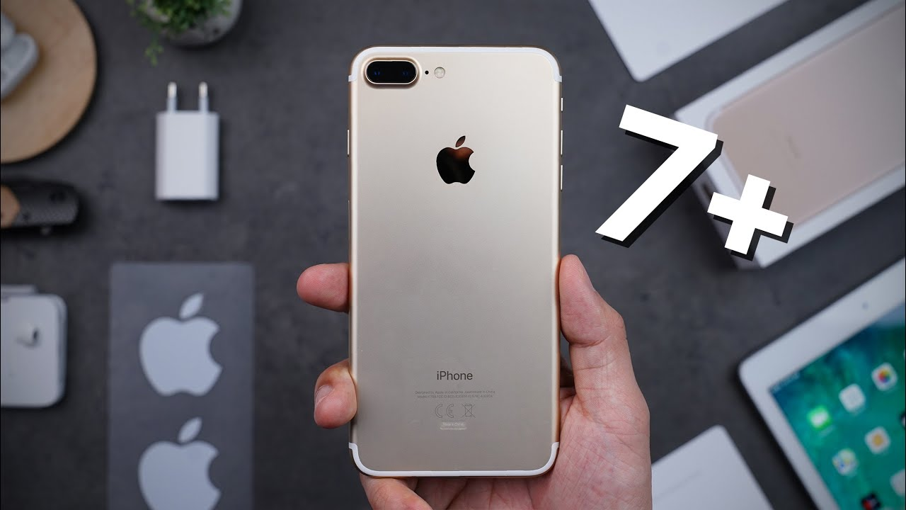 Review iPhone 7 Plus