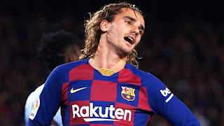 Premier League giants are closely monitoring Antoine Griezmann's situation at Barcelona.