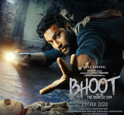 Bhoot (2020) Full Movie Downlaod HD 720P & 1080P Leaked on TamilRockers Torrent Groups