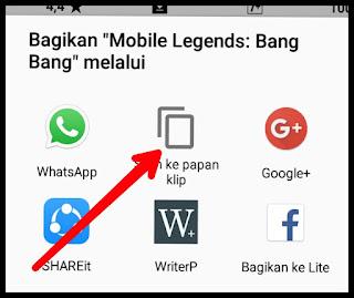 Cara Mendapatkan URL/Link Aplikasi di Google Play Store 4