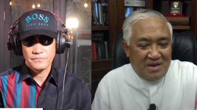 Din Syamsuddin Bongkar Percakapan dengan Jokowi: Dia Baik tapi Tak Bisa Atasi Orang Buruk di Sekitar