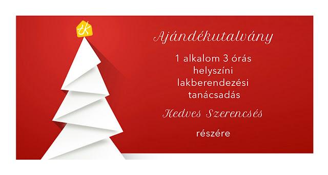 Ajándékozz Térkultúra ajándékutalványt karácsonyra!
