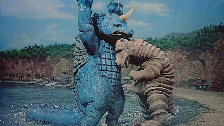 Daigoro vs. Goliath (1972)