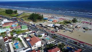 Av. Beira Mar na Ilha Comprida ganhará quinze lombofaixas
