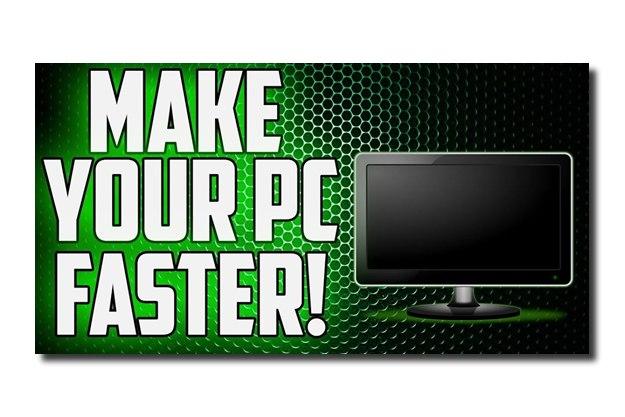 [How to]: Πως να κάνεις το PC σου πιο γρήγορο;