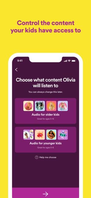 Spotify Kids - Music for kids