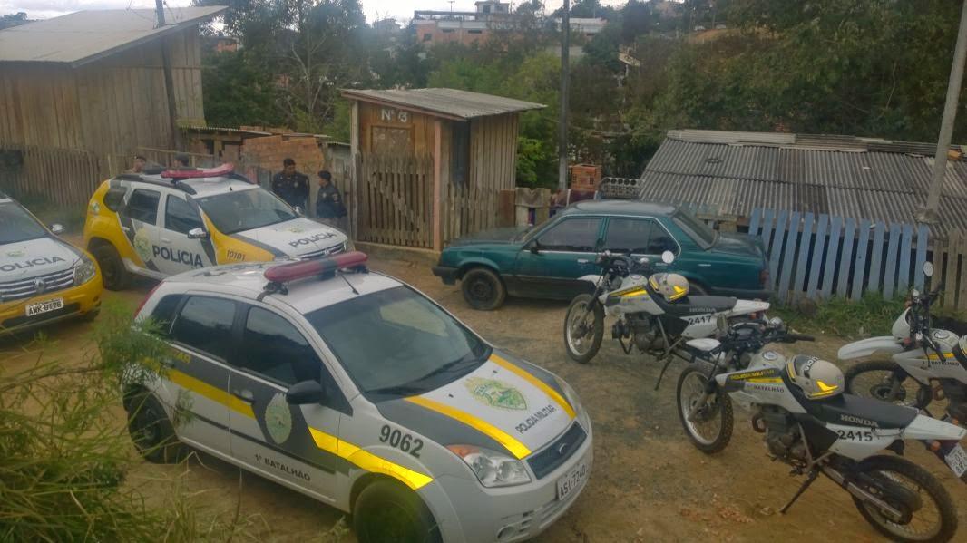 Blog de Castro, Noticias de Castro Paraná, Portal de Castro, Jovem castrense morre após confronto com policiais de Ponta Grosa