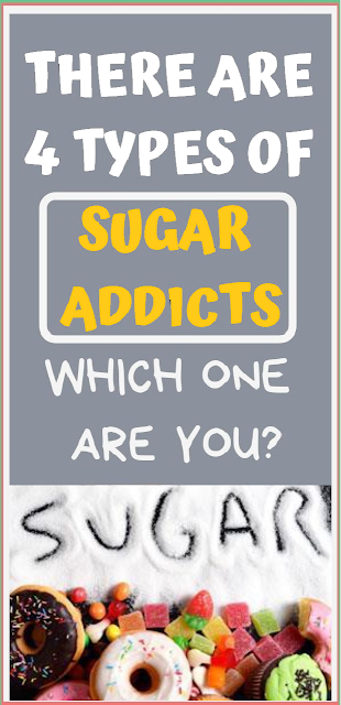 There Are 4 Types Of Sugar Addicts: Which One Are You?