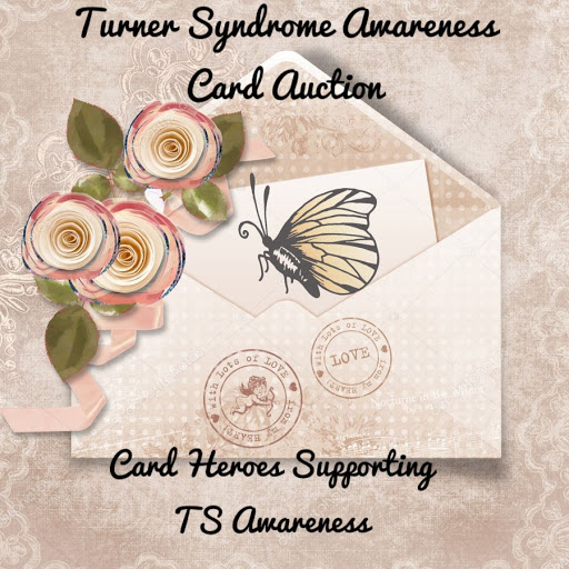 Turner Syndrome Card Auction July 2 - July 5, 2021
