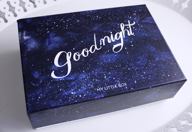 "My Little Box mit dem Thema ""Good Night"""