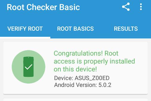 How to Root ASUS Zenfone 2 Laser ZE500KL/Z00ED ~ Asus Zenfone Blog