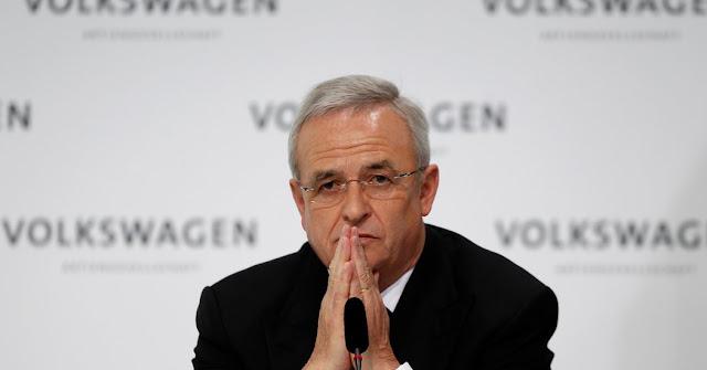 Martin Winterkorn Volkswagen