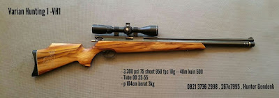 spesifikasi dan harga senapan vh1