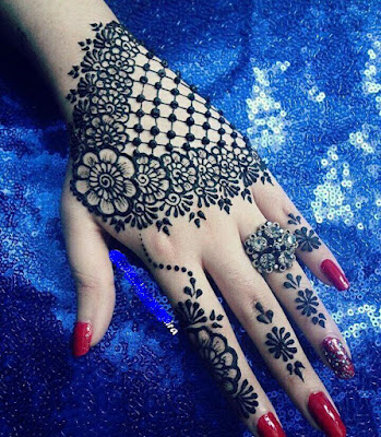 Best latest Mehndi Design ideas