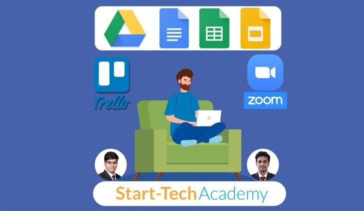 Chia sẻ miễn phí khóa học về cách sử dụng tool để work from home hiệu quả