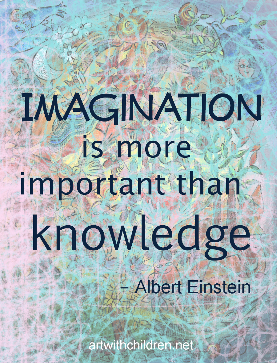 Imagination Quotes Important Innovative Kids Creative Www