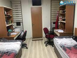 Semey State Medical University Hostel's Room