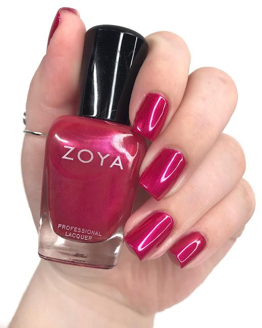 Zoya Rosa - 25 Sweetpeas