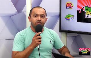Secretário de Agricultura de Picuí está preocupado com situação hídrica e desertificação da região